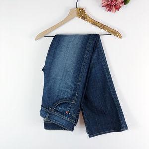 [HUDSON] Signature Bootcut Denim Jeans